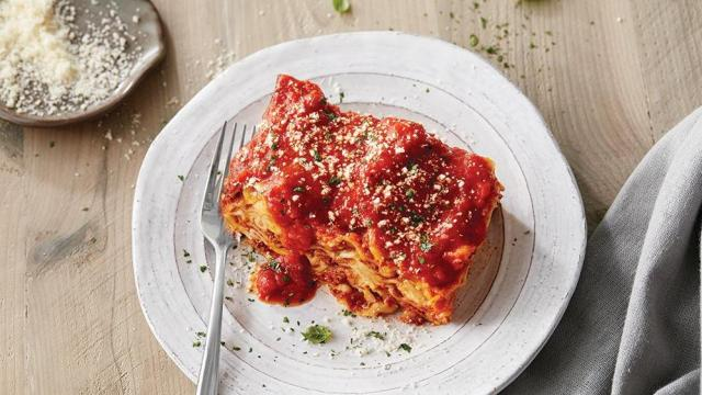 photograph regarding Carrabba's Coupons Printable identified as Carrabbas: Free of charge Lasagne with entree invest in throughout March