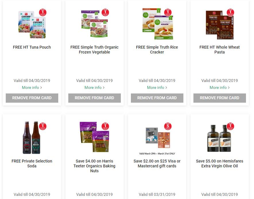 photo regarding Five Below Printable Coupons called 5 FREEBIES with fresh new Harris Teeter e-Vic electronic discount codes
