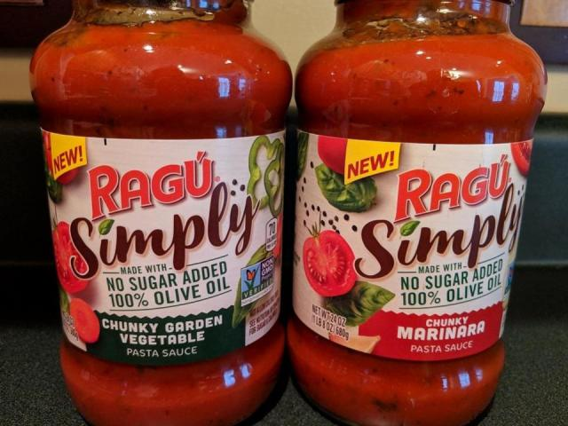 Ragu pasta sauce :: WRAL.com