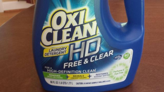 graphic about Oxiclean Printable Coupon identified as OxiClean detergent just $1.99 with contemporary coupon ::