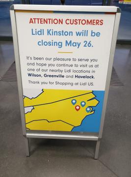 Lidl opening 25 stores along East Coast including Cary