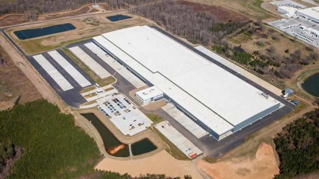 Lidl hiring up to 100 positions for Mebane Distribution