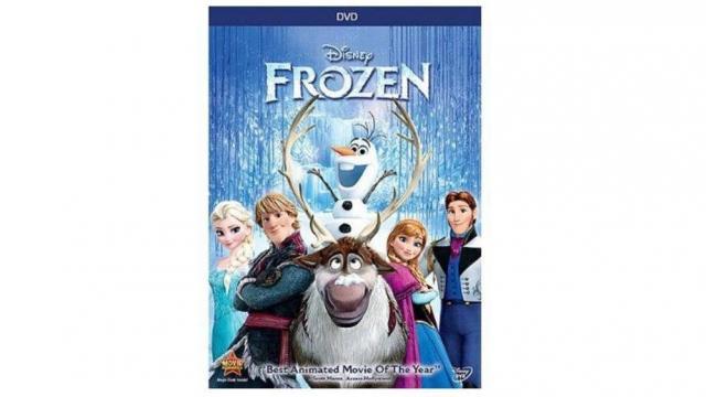 Disney Frozen DVD only $14 97 (50% off) :: WRAL com
