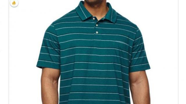 0bc8f1b65e The Foundry Big & Tall Supply Co. Mens Short Sleeve Polo Shirt Big and Tall