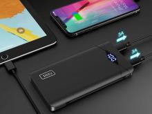 Power Bank Portable Charger 10000 mAh External Battery