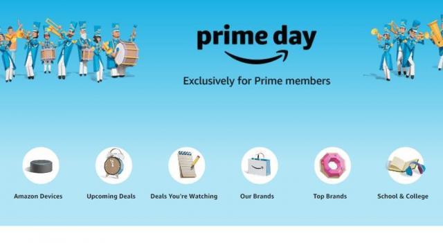 Amazon Prime Day 2019 (photo courtesy Amazon)