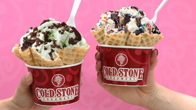 graphic regarding Cold Stone Printable Coupons named Nationwide Ice Product Working day Specials 2019 upon Sunday July 21 ::