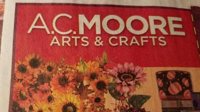 photo regarding Ac Moore Printable Coupon identify A.C. Moore coupon: 50% off a person product or service all through July 27 ::