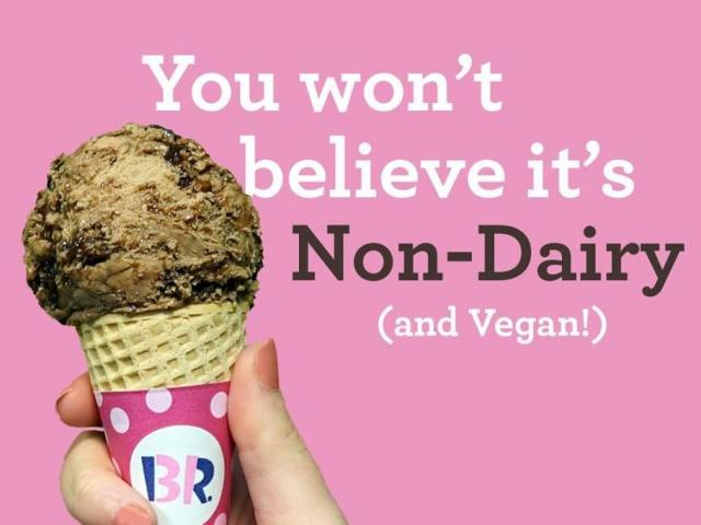 Baskin Robbins Free Samples Of New Non Dairy Flavors Sunday Wral Com