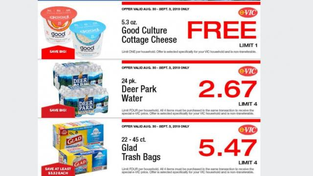 graphic relating to Printable Gold Card Application Harris County titled Harris Teeter e-Vic specials: Totally free Wonderful Society Cottage Cheese