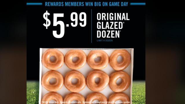 Krispy kreme app password reset