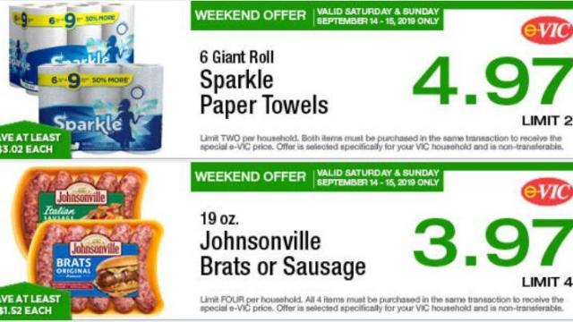 photo regarding Sparkle Coupons Printable identify Harris Teeter e-Vic offers: Sparkle paper towels
