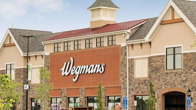 Image of Wegmans in North Raleigh