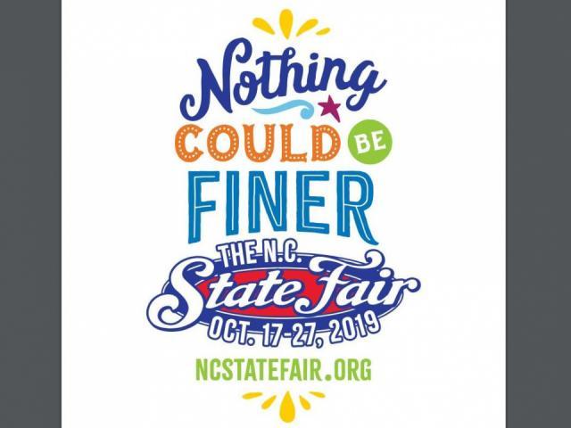 N.C. State Fair Logo 2019 (photo courtesy N.C. State Fair)
