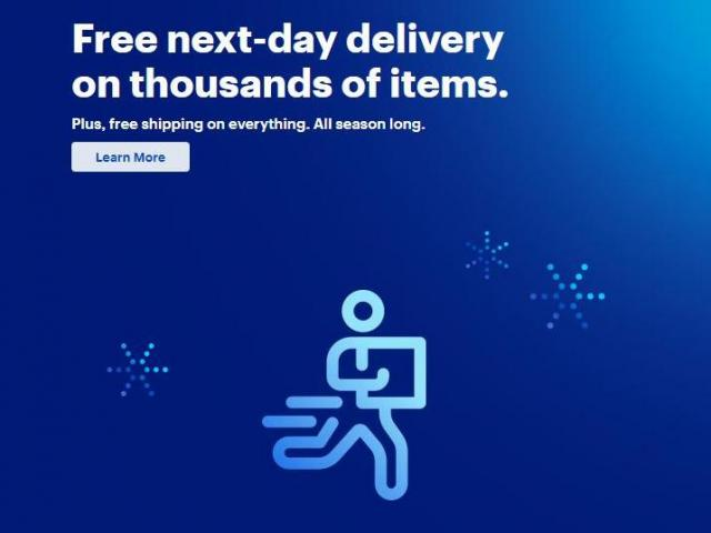 Best Buy Free Shipping Offer (photo courtesy Best Buy)
