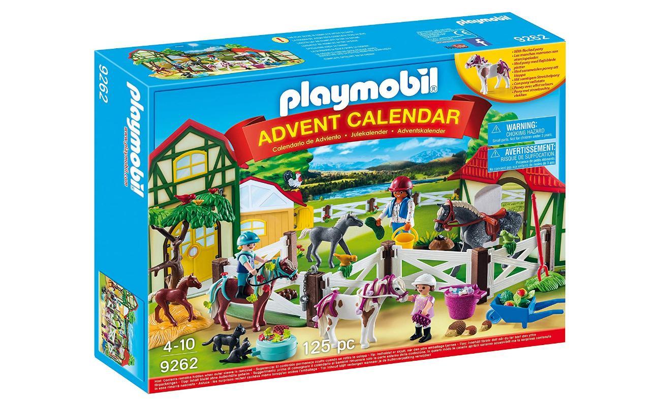 Lego Weihnachtskalender 2019.Playmobil Horse Farm Advent Calendar Only 17 49 Wral Com