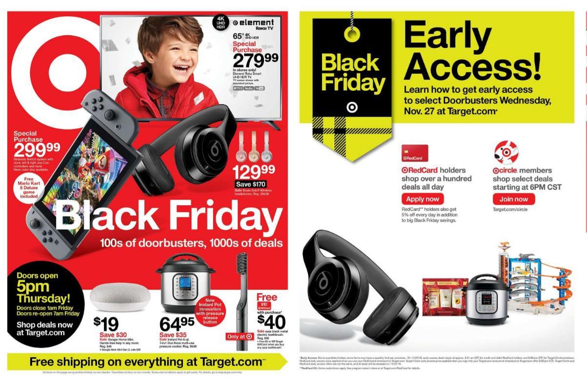 Target Black Friday deals live NOW! :: WRAL com