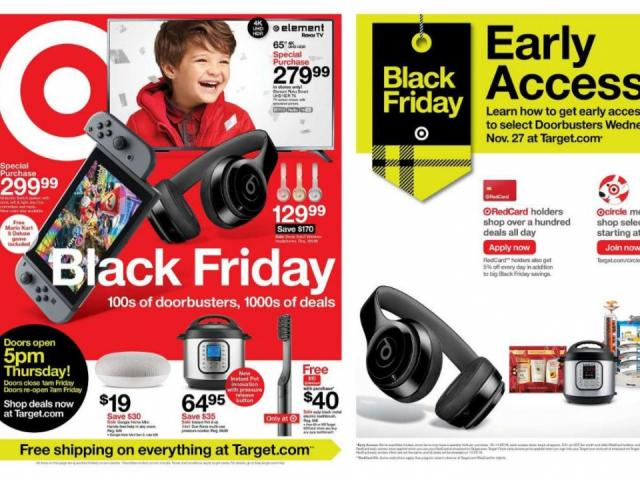 Target Black Friday Deals Live Now Wral Com