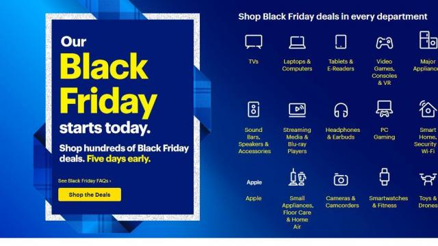 Best Buy Early Access Black Friday Sale 2019 (photo courtesy Best Buy)