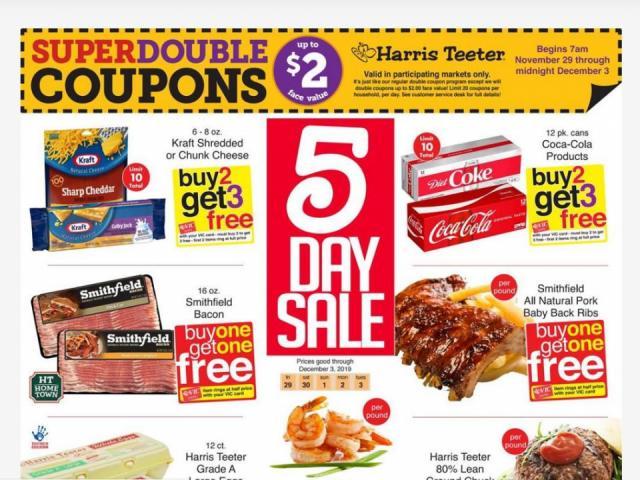 HT_11-28-19_super_doub-DMID1-5kzejs0rb-640x480 Super Doubles deals with new coupons today - WRAL.com