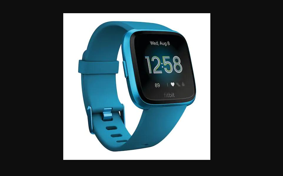 Fitbit Smartwatches On Sale Starting At 99 99 Earn Kohl S Cash Wral Com