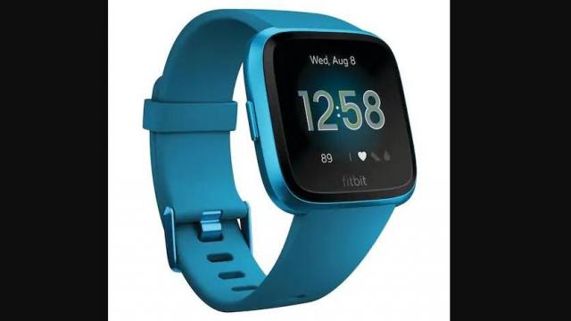 Fitbit Versa Lite Edition Smartwatch (photo courtesy Kohl's)
