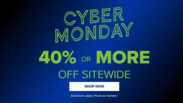 Crocs Cyber Monday Sale (photo courtesy Crocs)
