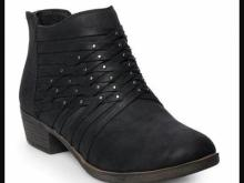 SO® Redfield Women's Ankle Boots
