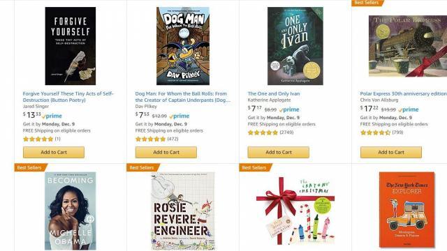 Book Promotion (photo courtesy Amazon)