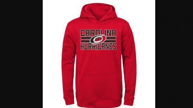 Carolina Hurricanes Hoodie (photo courtesy Kohl's)