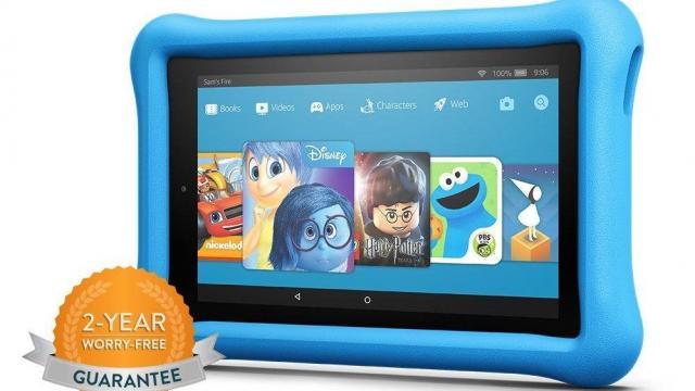Fire 7 Kids Tablet (photo courtesy Amazon)