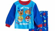 IMAGES: Character Pajamas for kids 50%-60% off + Kohl's Cash: Frozen, Avenger's, Toy Story, Paw Patrol