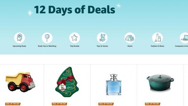 Amazon Deals of the Day (photo courtesy Amazon)