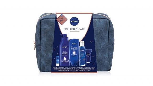 NIVEA Pamper Time Gift Set (photo courtesy Amazon)