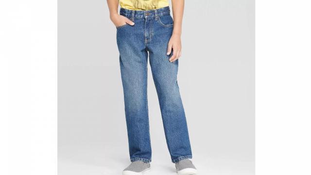 Target Cat & Jack Jeans (photo courtesy Target)