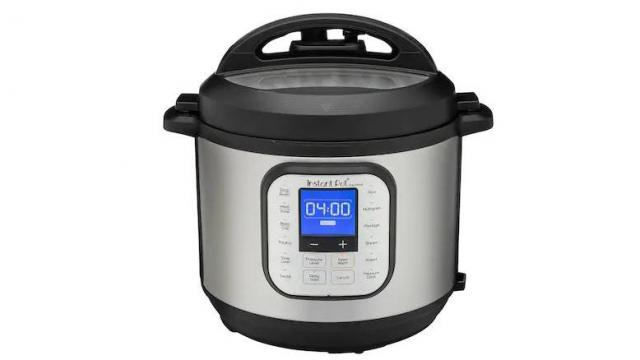 Instant Pot Duo Nova 7-in-1 Programmable Pressure Cooker (photo courtesy Kohl's)