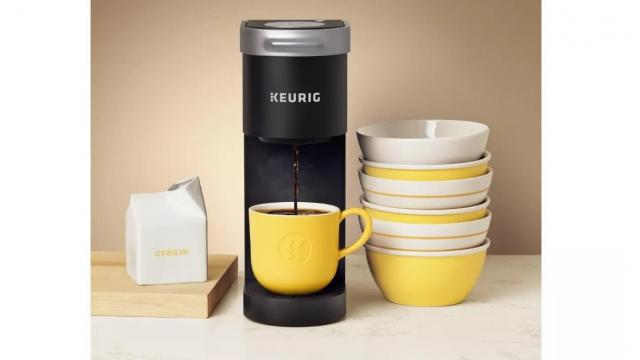 Keurig K-Mini Single-Serve K-Cup Pod Coffee Maker Shop this collection (photo courtesy Keurig)