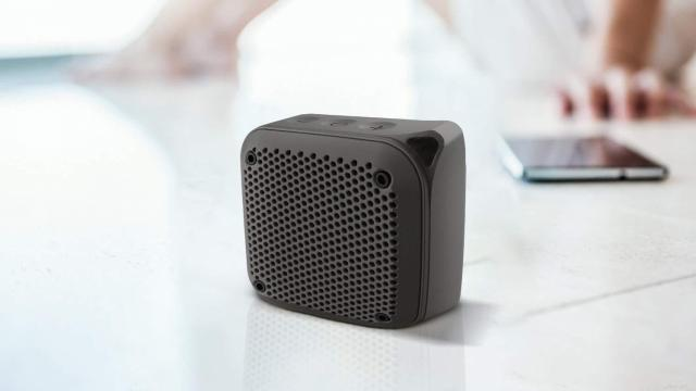 Portable Bluetooth Speaker (photo courtesy Amazon)