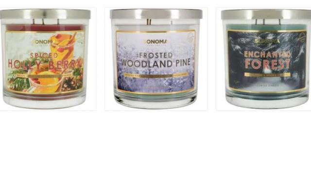 Sonoma Goods For Life 14 Oz Candle Jars Are Only 6 39 Reg 19 99 Wral Com
