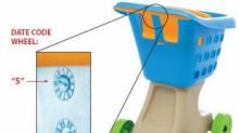 IMAGES: Recall: Step2 Little Helper's Shopping Cart due to laceration hazard