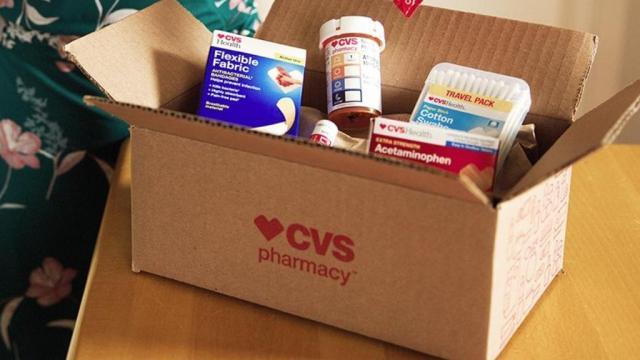 CVS Delivery (photo courtesy CVS)