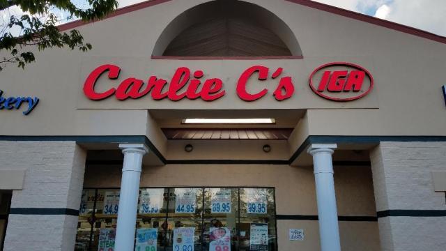 Carlie C's store in Garner, NC