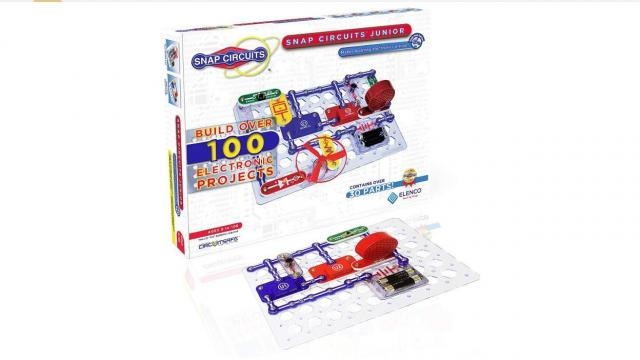 Snap Circuits Jr. Kit (photo courtesy Amazon)