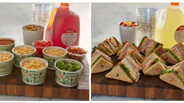 McAlister's Deli Family Meals (photo courtesy McAlister's Deli)