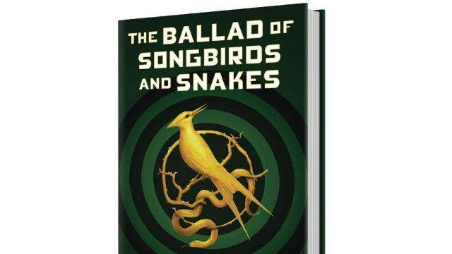 """The Ballad of Songbirds and Snakes (A Hunger Games Novel)"" by Suzanne Collins (photo courtesy Amazon)"