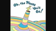 "IMAGES: Dr. Seuss book ""Oh, the Places You'll Go!"" only $8.24 (57% off)"