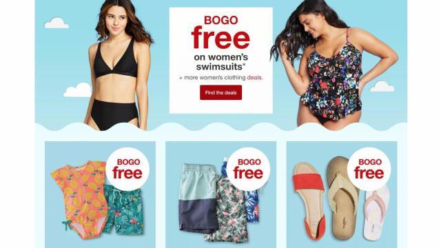Target Bathing Suit Sale