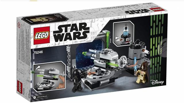 LEGO Star Wars A New Hope Death Star Cannon Building Kit