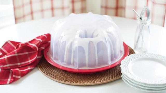 Nordic Ware Bundt Cake Keeper (photo courtesy Amazon)