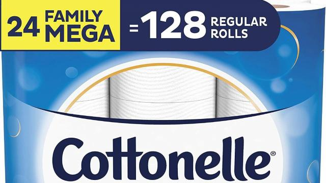 Cottonelle And Charmin Toilet Paper Available For Delivery